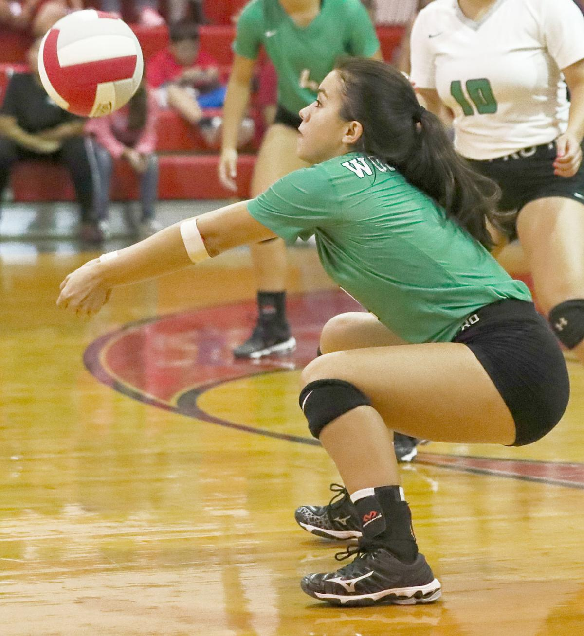 Lady Eagles win two, lose one on the road