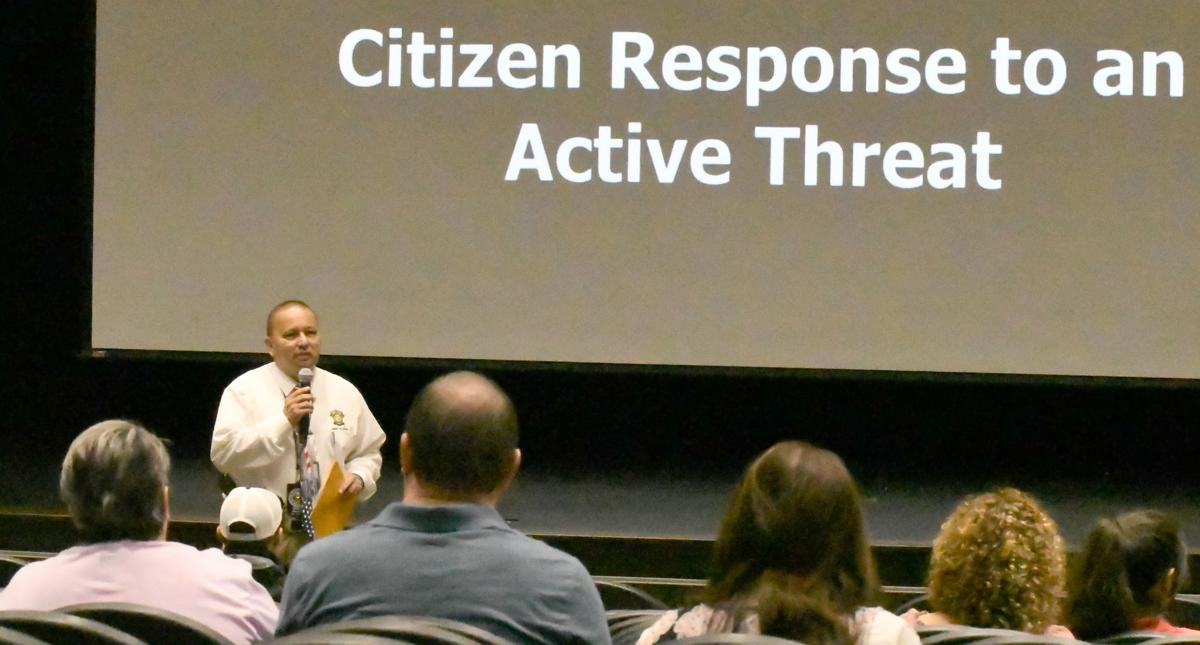Active shooter program hopes to save lives