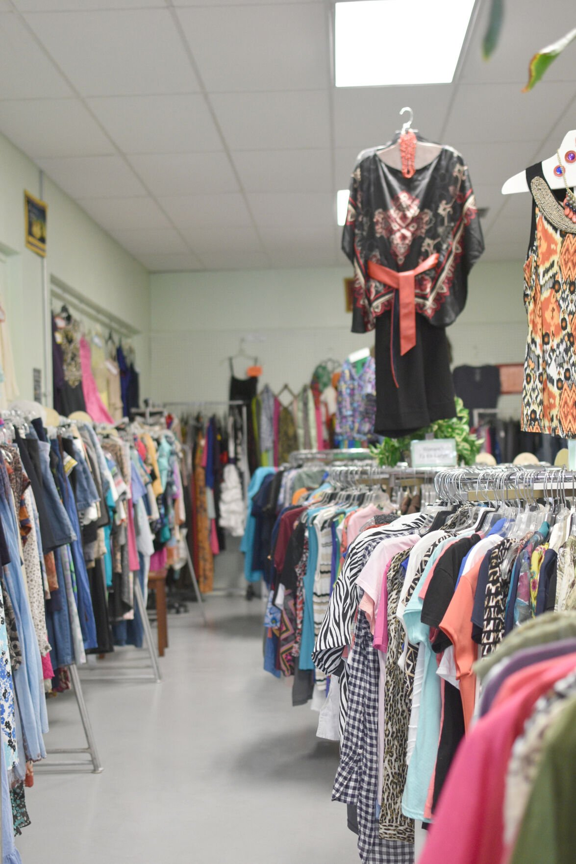 Thrift center open to those in need, seeking volunteers, donations