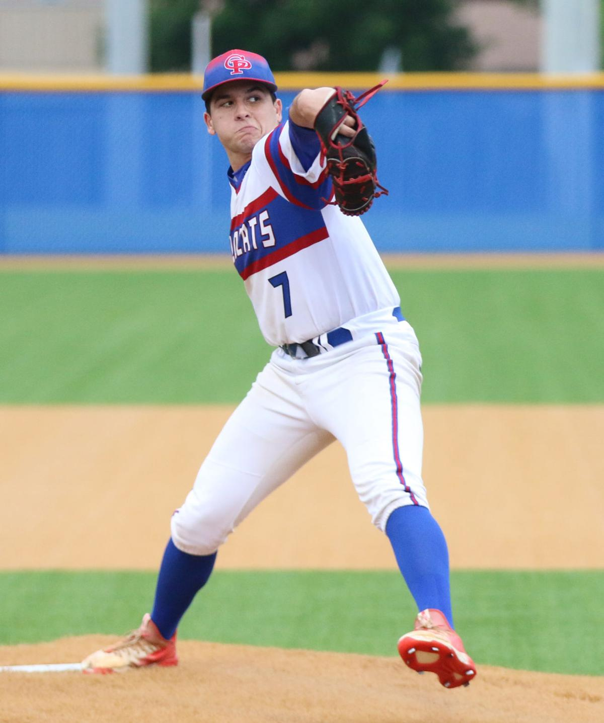 Ponce, Stark earn all-district baseball honors