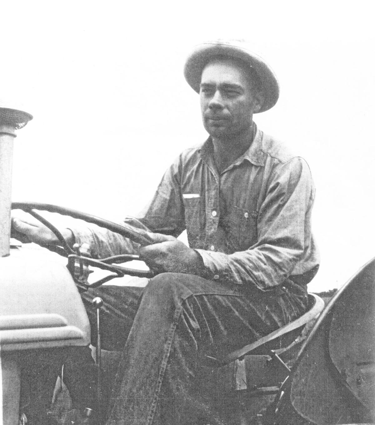 A father in agriculture remembered