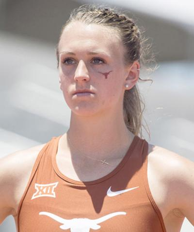Goliad grad named Big 12 Female Athlete of the Year