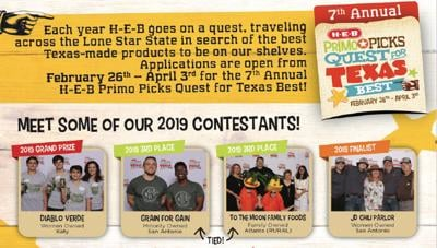 H-E-B issues Texas-wide call for entries
