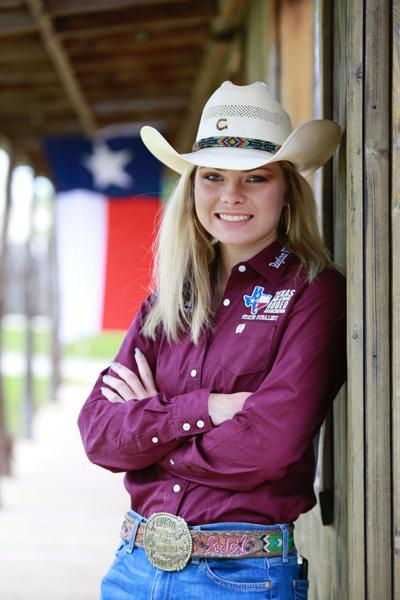Howton preparing for state rodeo finals