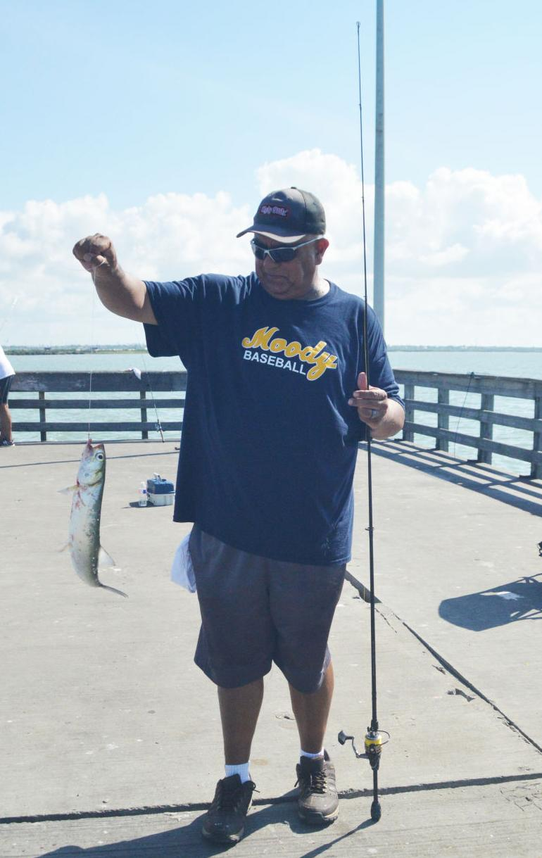 Indian Point Pier plays host to fisherman of all ages during Free Fishing day