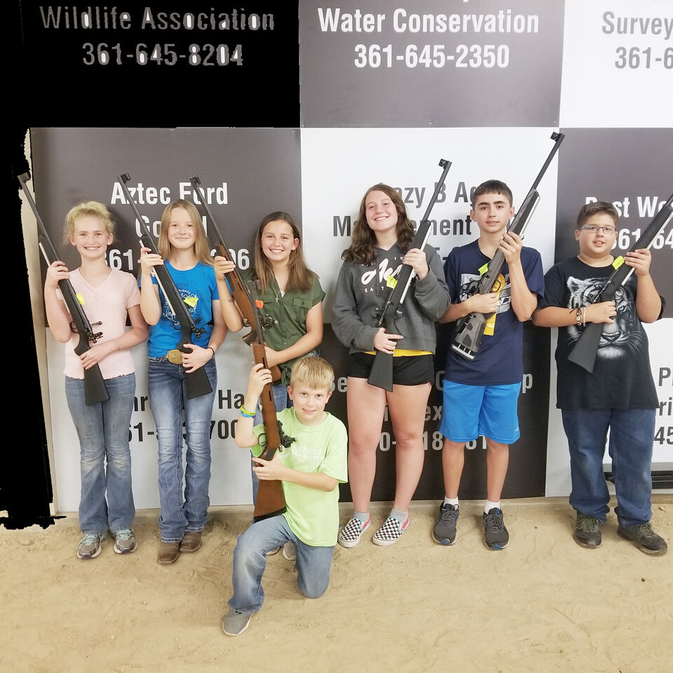 Rifle club aims to teach safety, develop character