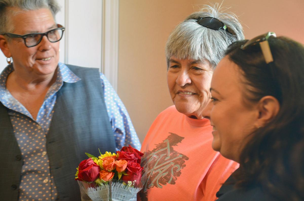 Castellano receives new home on Swift St.