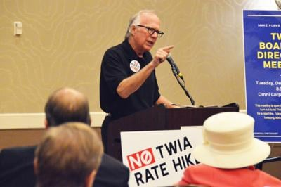 United Chamber holds press conference ahead of TWIA board meeting next Tuesday, Dec. 10