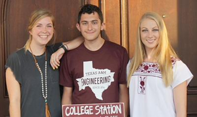Aggie Mothers Club sends off students to A&M-College Station | News