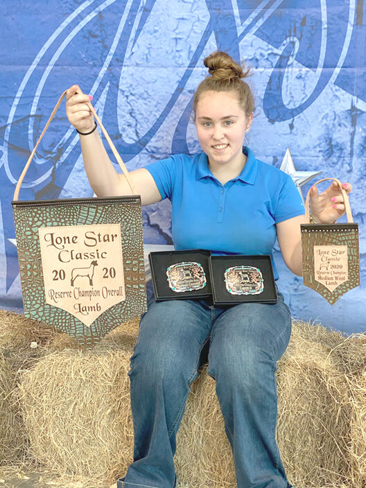 'Special' show goes to the farm