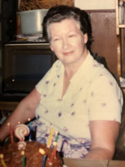 Ruth Irene Remmers