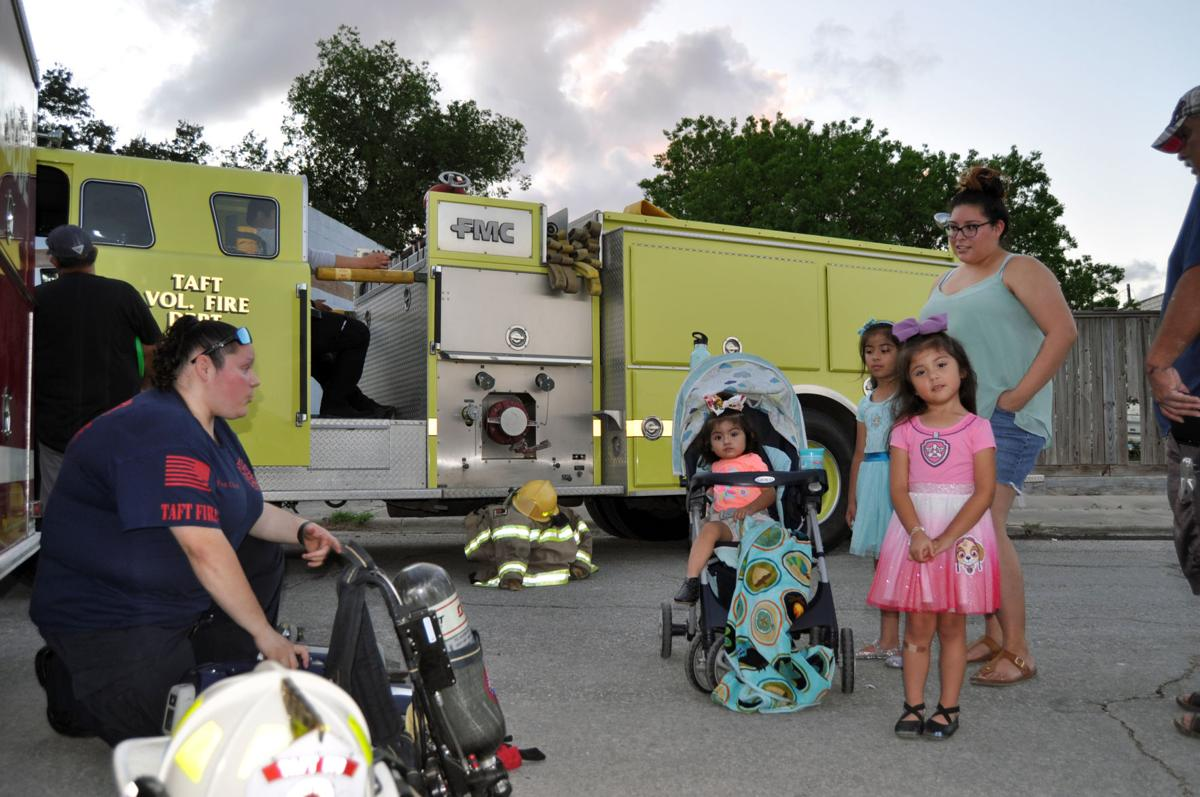 National Night Out - Taft