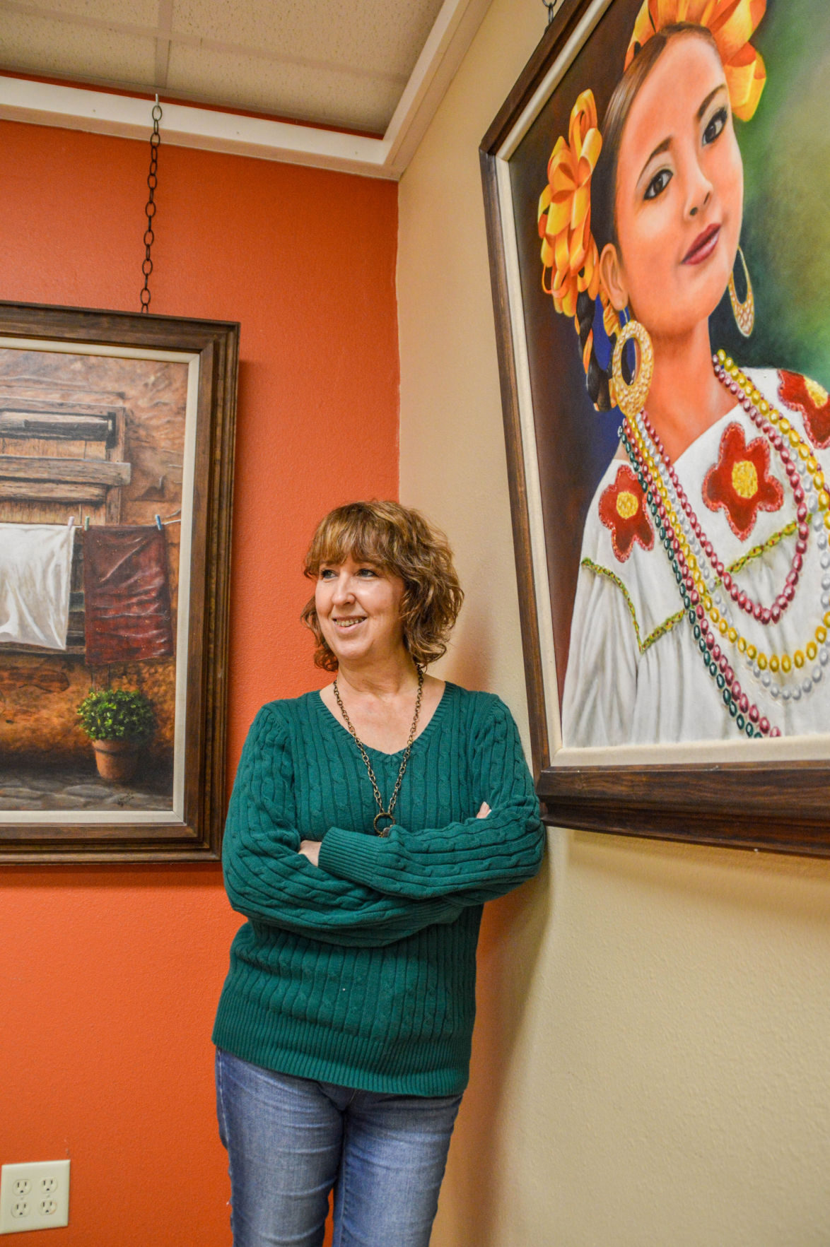 Sinton Chamber of Commerce takes artistic approach to tourism