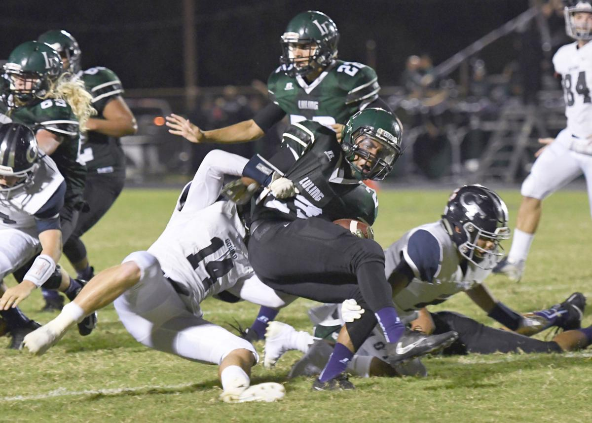 Tigers leave Luling scoreless in district opener | Sports