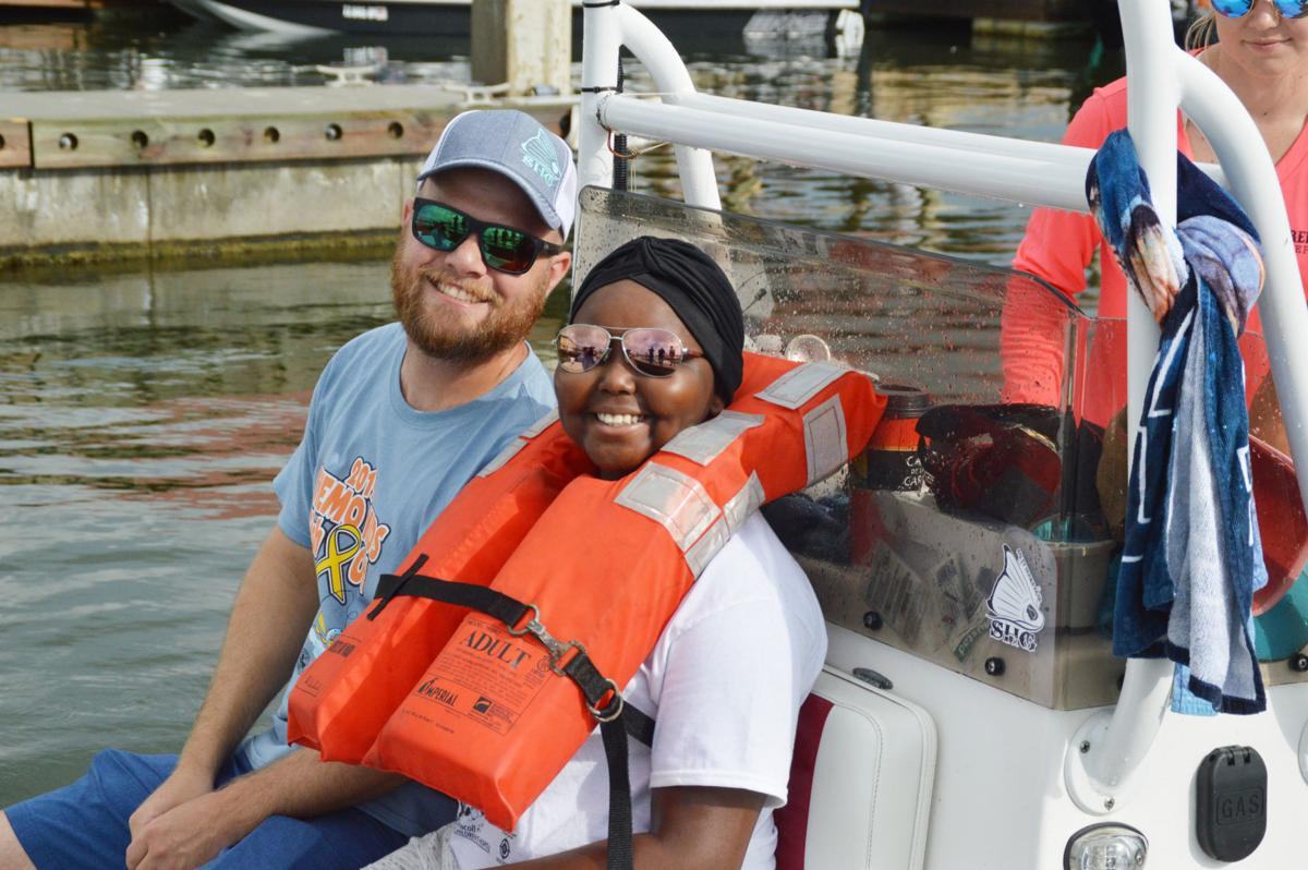 Driscoll cancer patients enjoy 27th fishing excursion