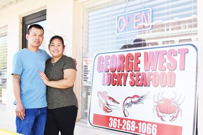 New GW restaurant serves Chinese, seafood ... and fried Oreos