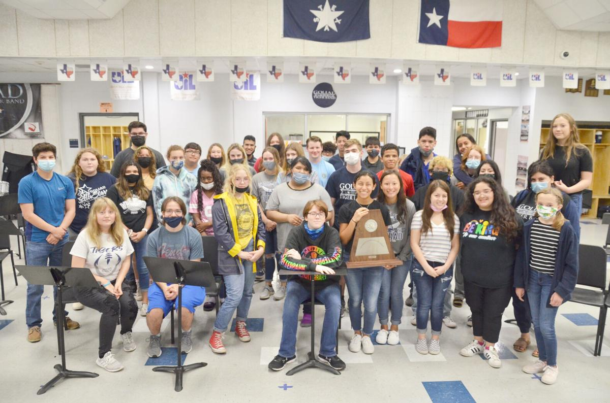 Ensemble drums up state-level performance