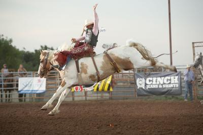 27th International Finals Youth Rodeo awards champions July 12