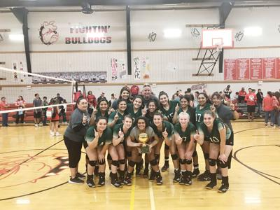 Lady Greyhounds secure spot in area round