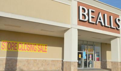 Bealls closing, Gordmans to open next year