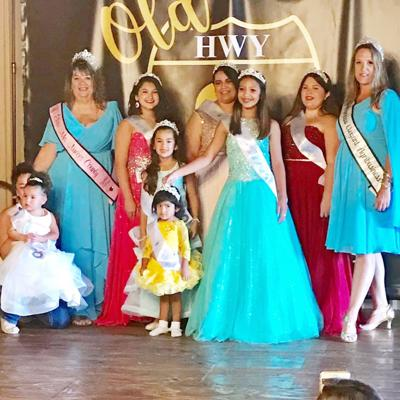 Ramirez puts best foot forward in local pageant