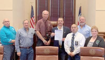 Court proclaims Oct. 1 National Night Out