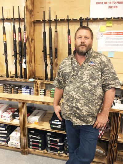 Safety first emphasized for gun possession