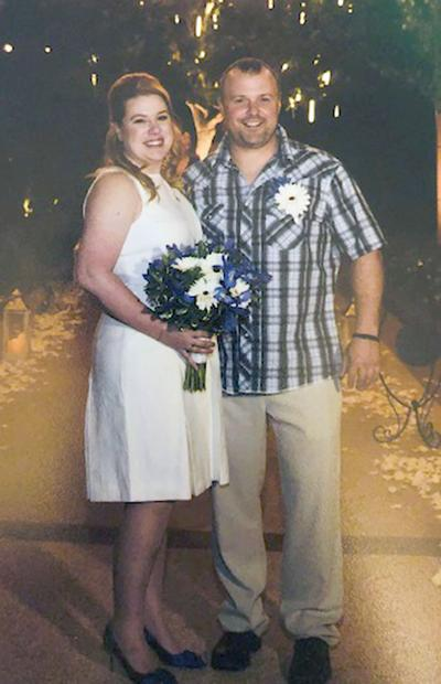 Montague, Pilarczyk wed, May 4