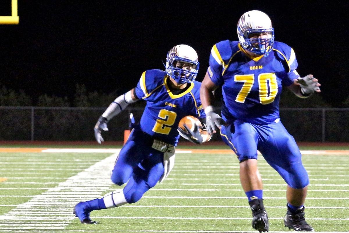 Odem alums clash for last time