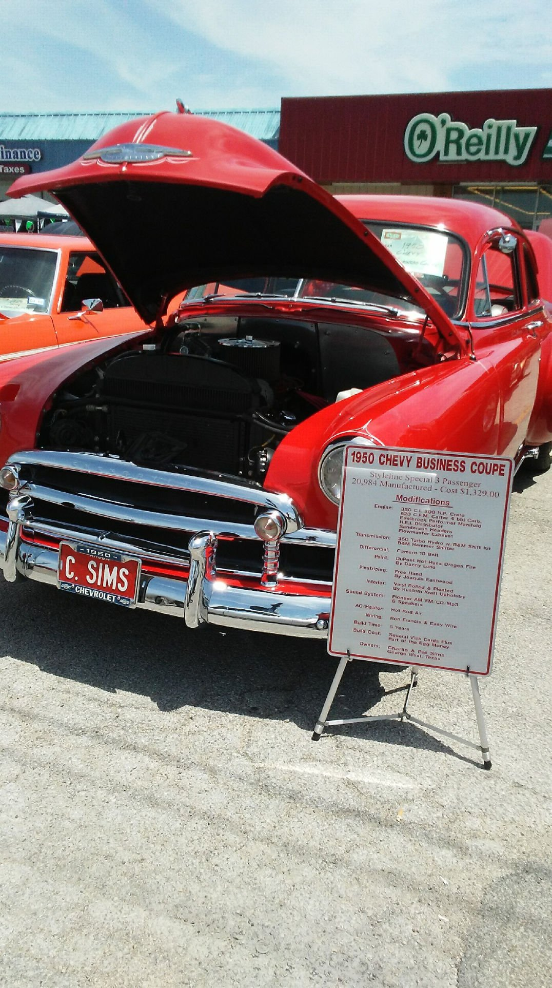 Crowds Pack Parking Lot For OReilly Car Show News Mysoutexcom - O reilly car show
