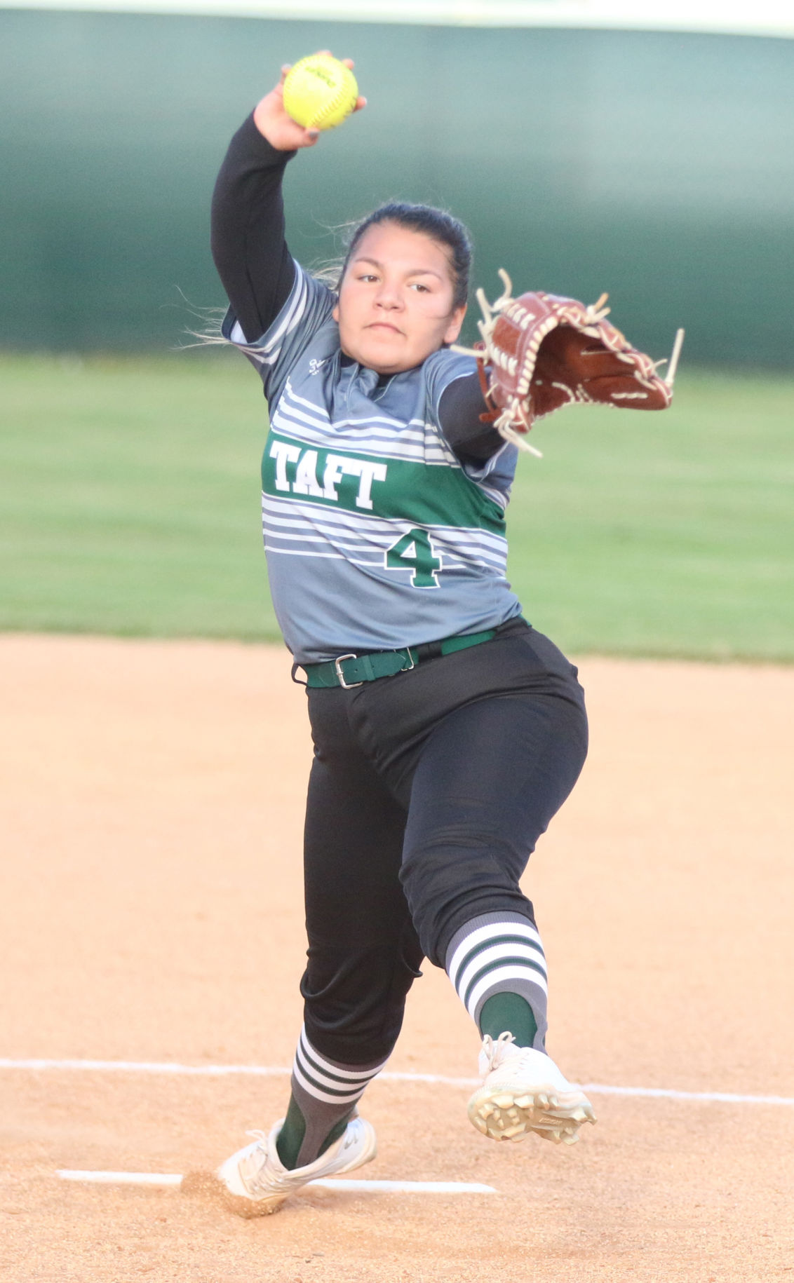 Taft garners several spots on all-district team