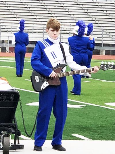Falls City band heads to state contest