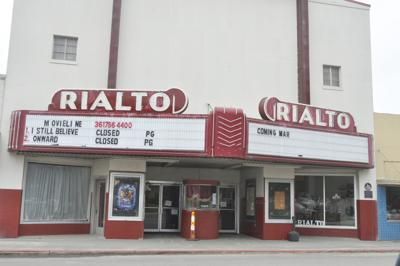 Rialto Theater shuts down after lease expires