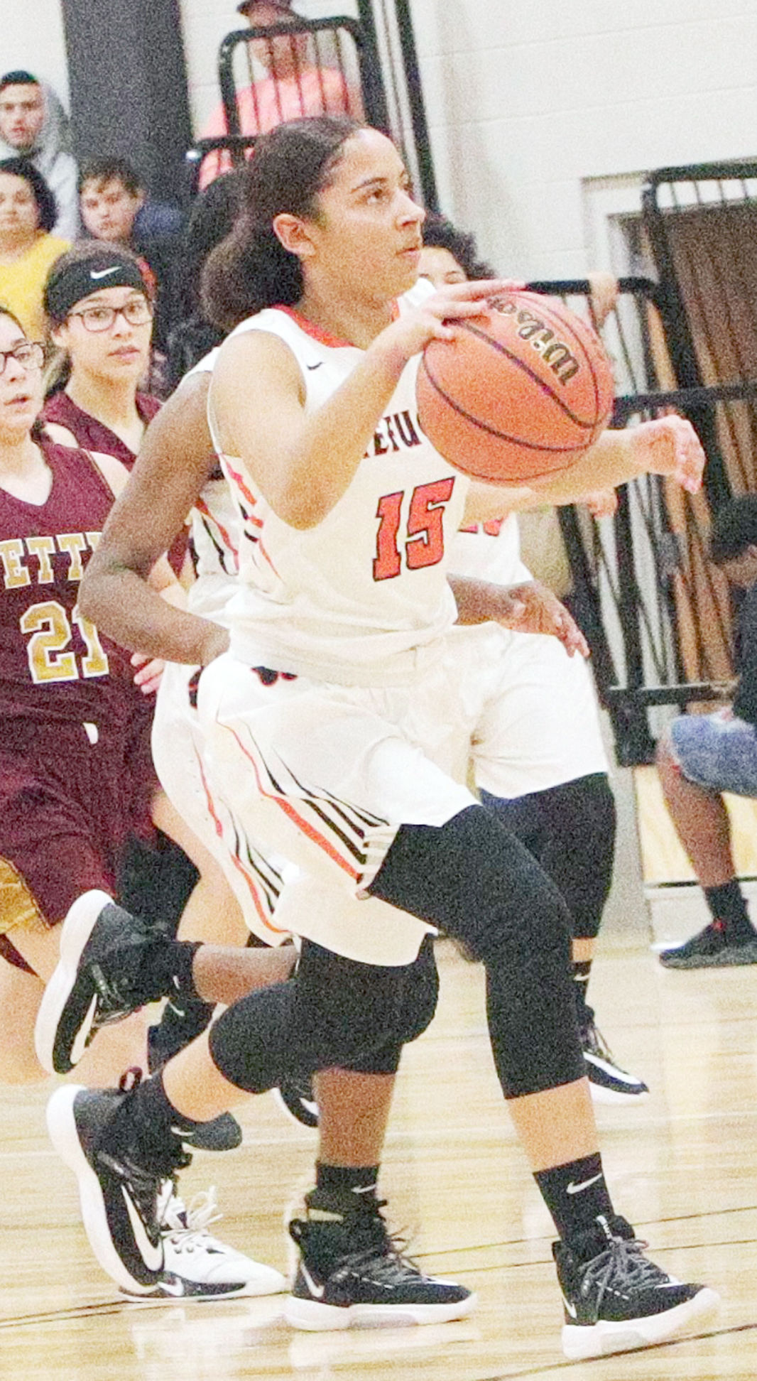Coscetti, Rosas pace Lady Cats All-District honors