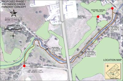 SARA to host Escondido Creek Linear Park public meeting