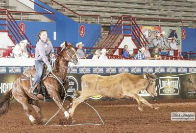 Mathis' Moreno heads to her biggest rodeo challenge (and payday) to date