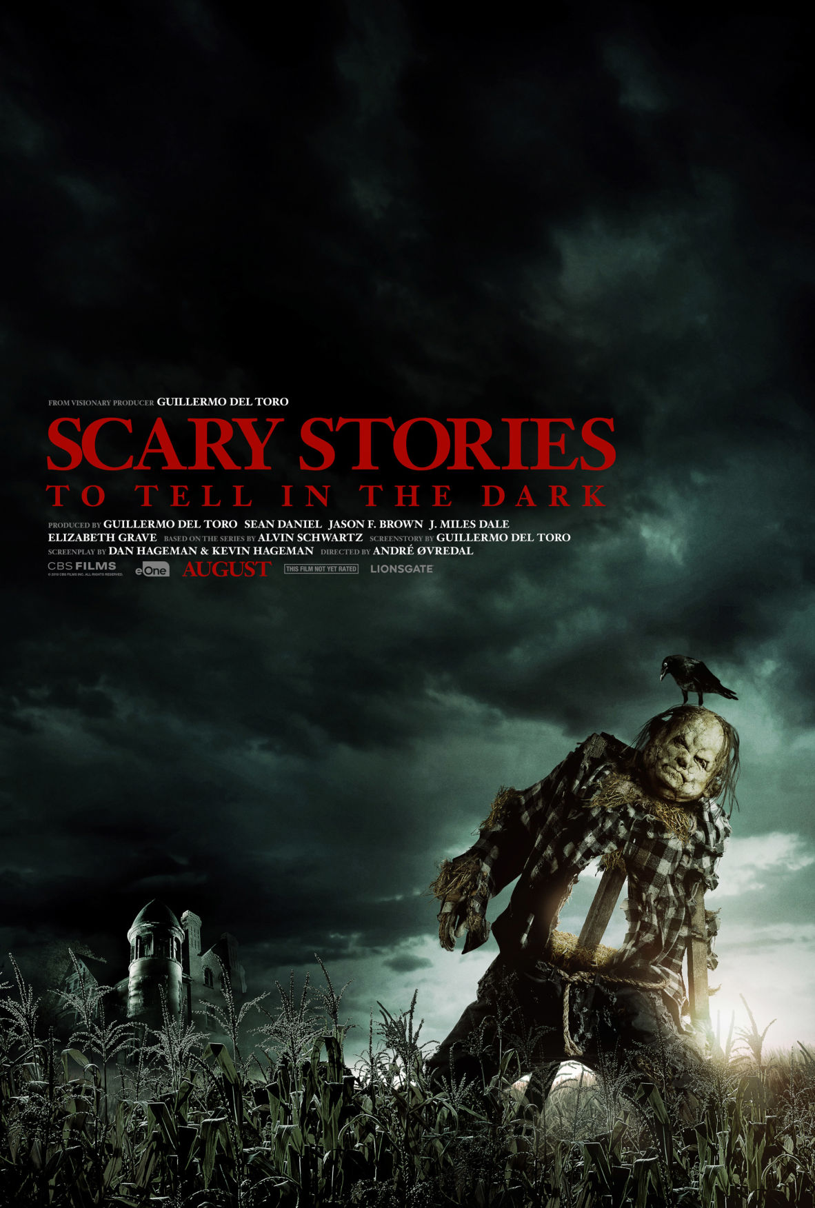 'Scary Stories to Tell in the Dark' delivers on name