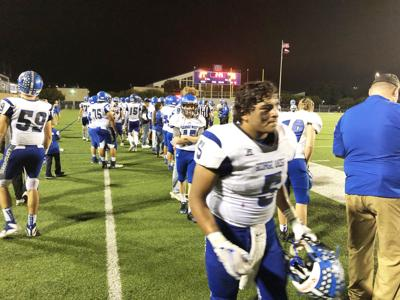 So close...  Longhorns heroic comeback efforts fall short in loss to Hallettsville, 28-21