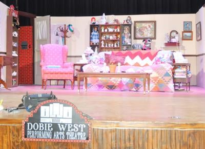 Dobie Theatre ready for upcoming play