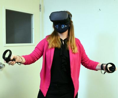 Virtual learning in a much different sense