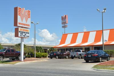 Whataburger #3 in national list of top burger chains