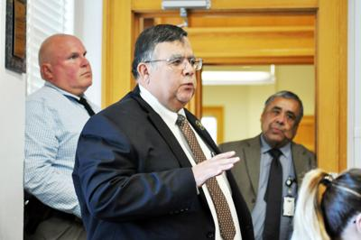 Sheriff Rivera expresses concerns for EMS services