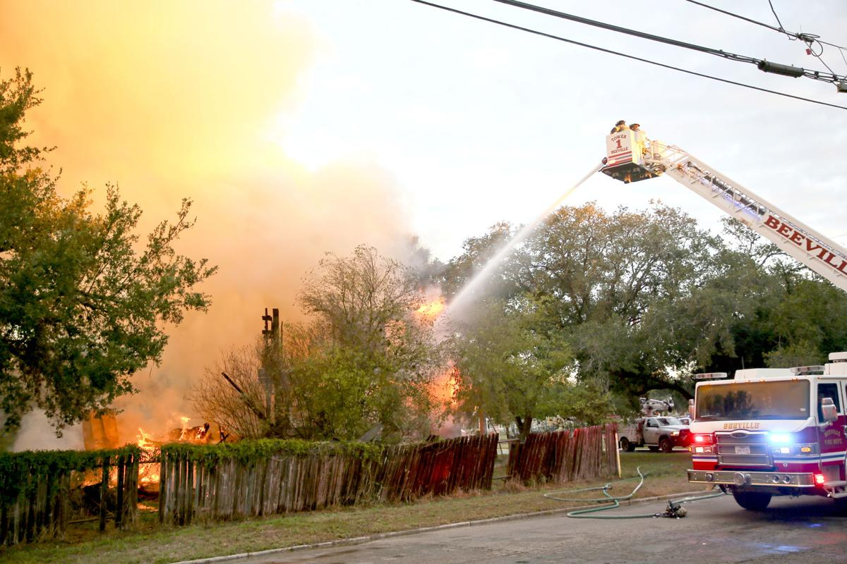 Fire destroys historic downtown home