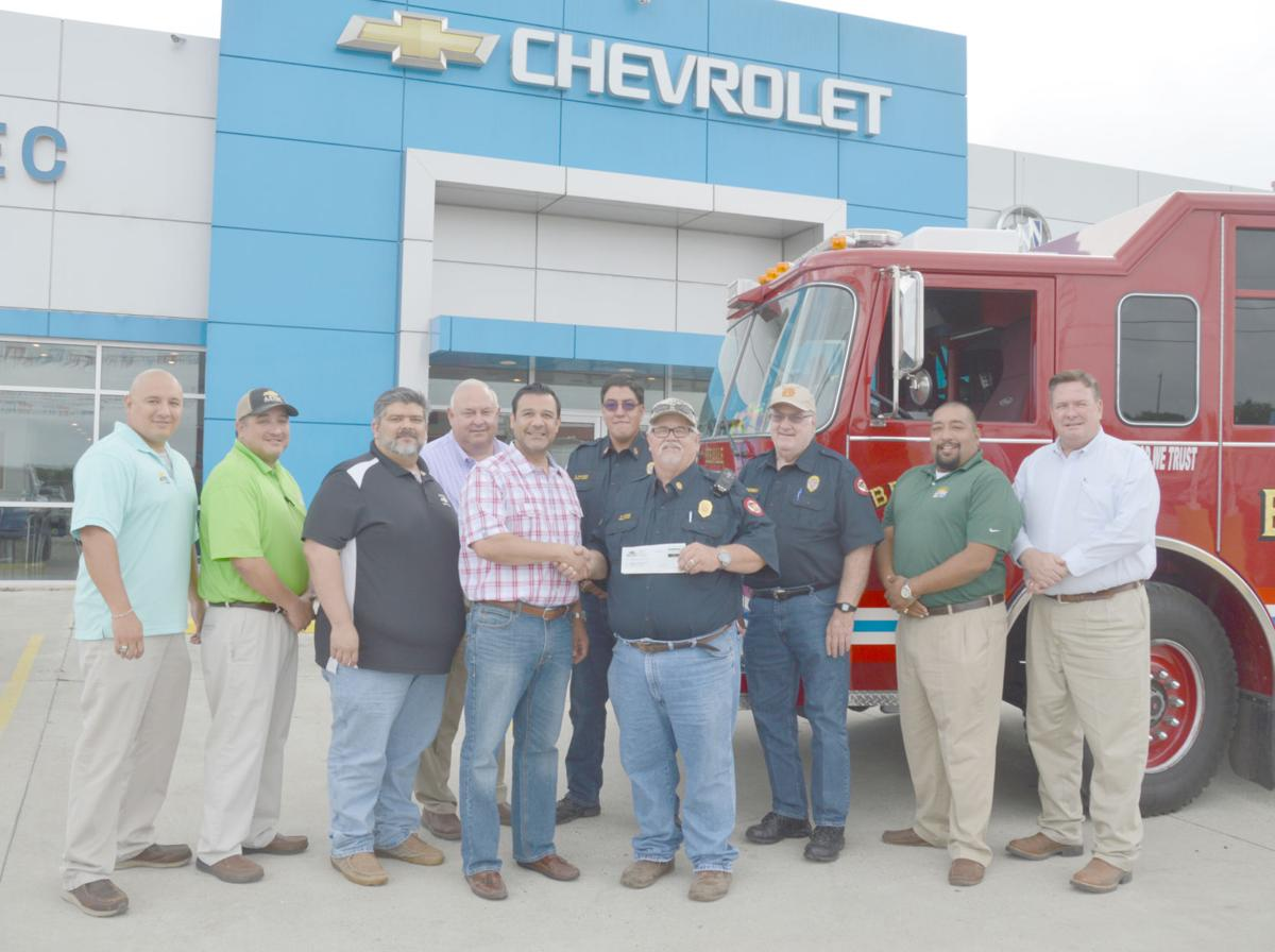 Donations, grants provide funding for BVFD to purchase new utility vehicle for remote area rescues