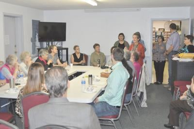 Runge Chamber of Commerce hosts 2nd Friday Breakfast
