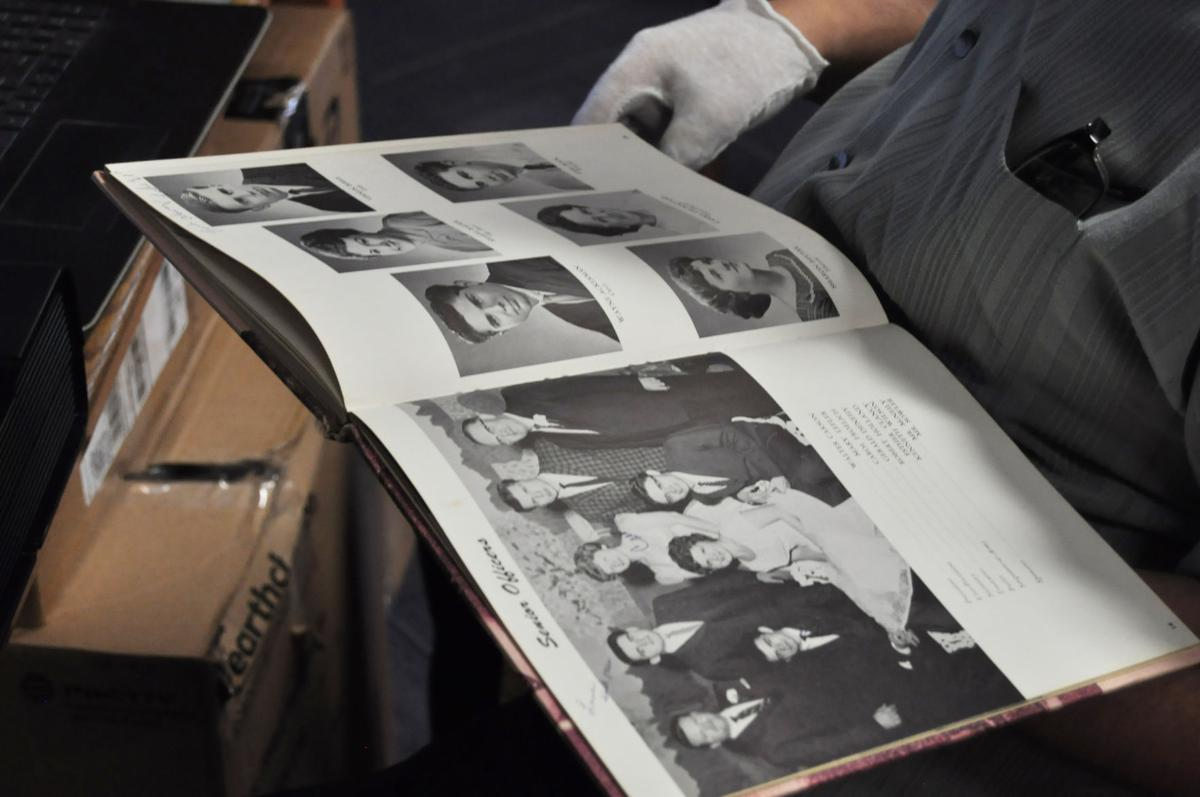 Ingleside resident dedicates time  to digitally archiving yearbooks