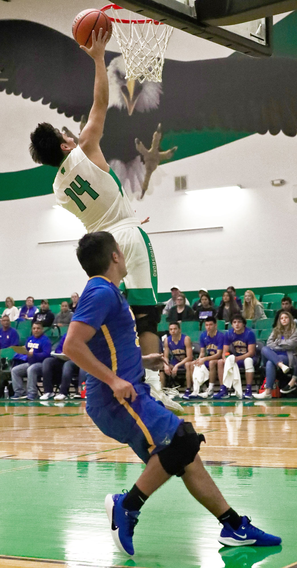 Odem Owls outscore the Woodsboro Eagles