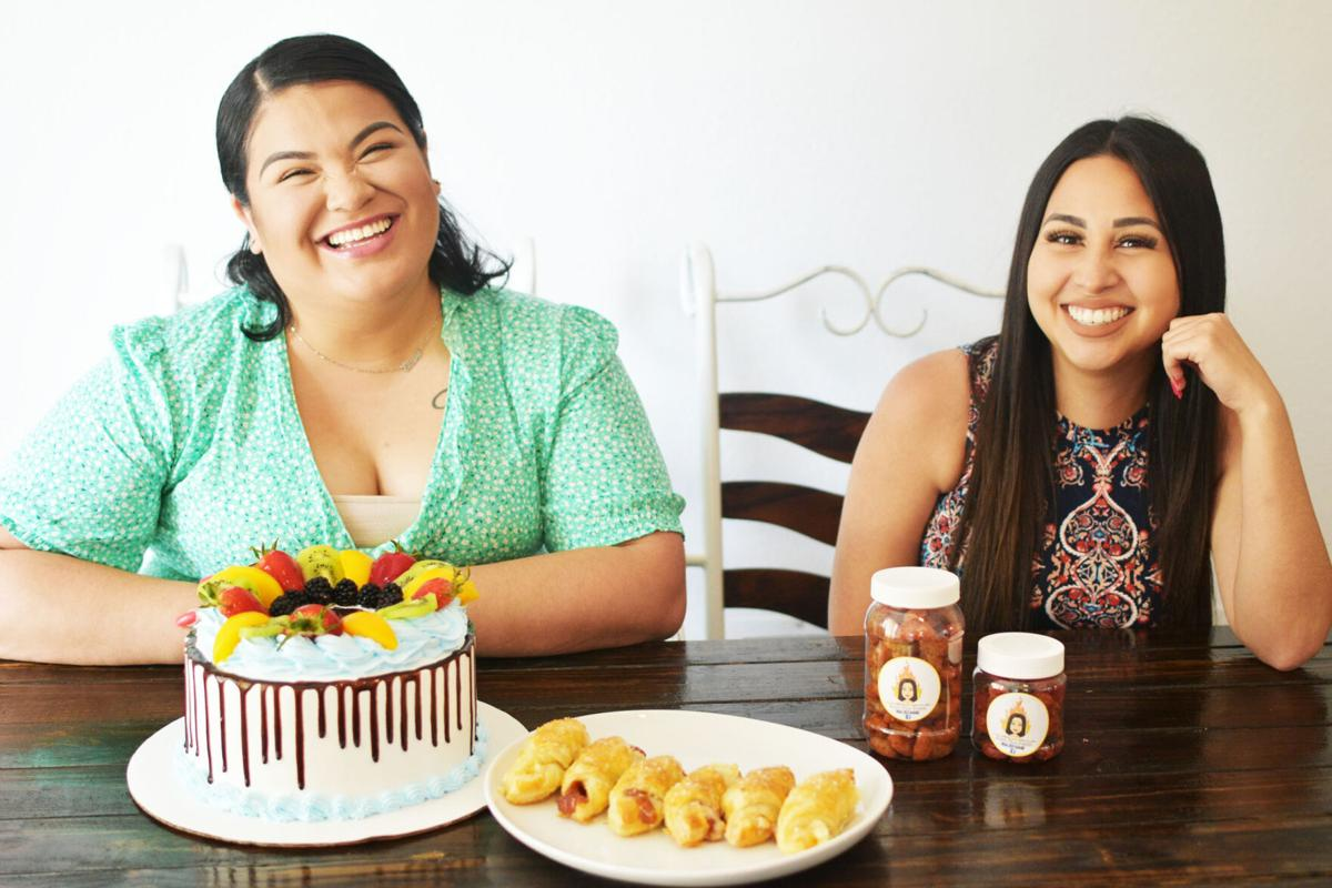 Just desserts: Cakes, quesitos, pica candy, lifetime friendship