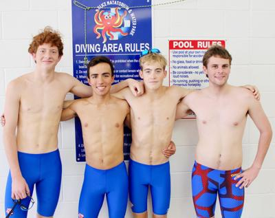 Watercats open season at Alice meet