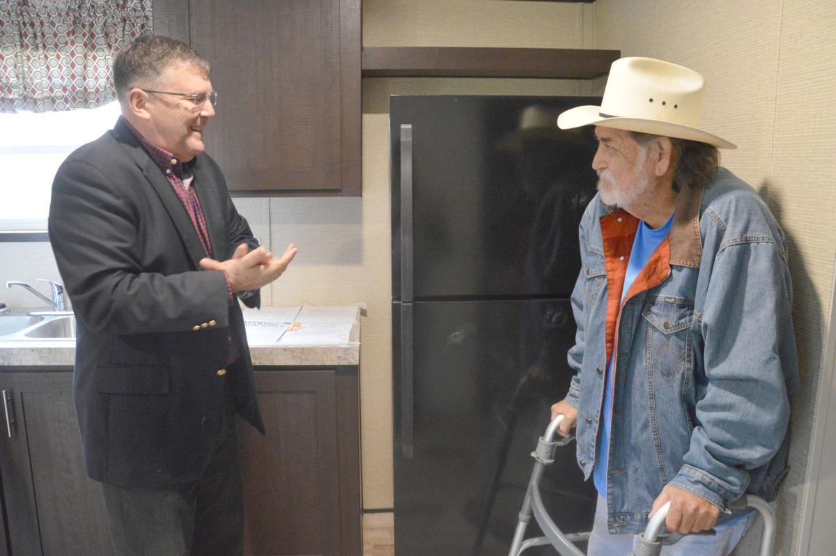 Residents receive new homes thanks to disaster recovery groups
